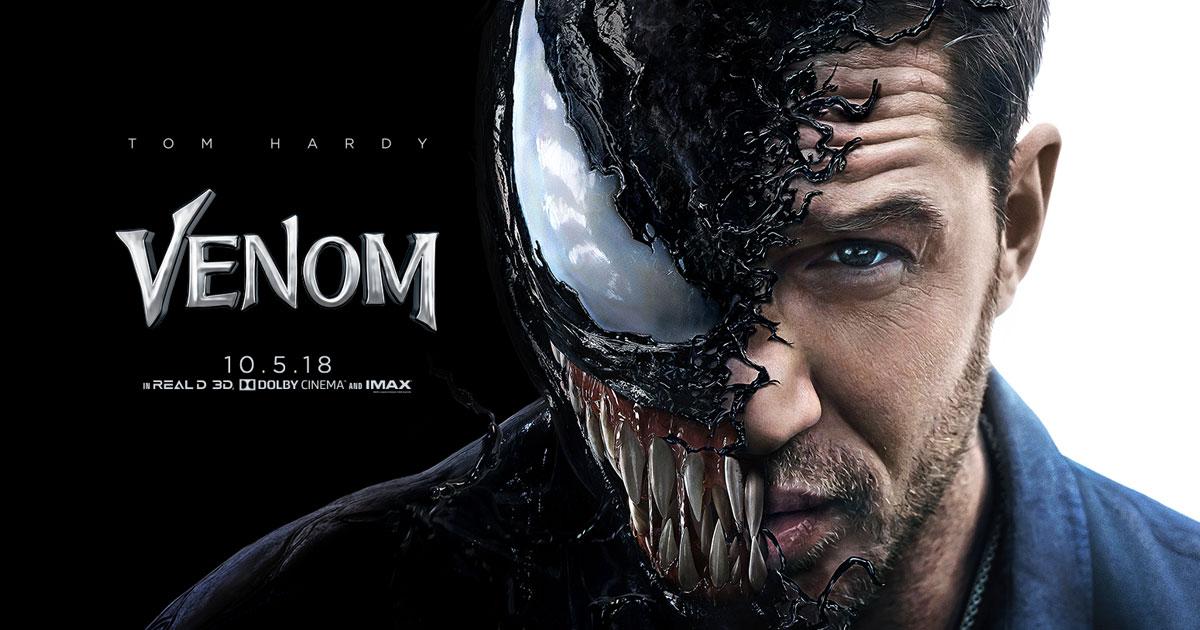 venom release 2018 ?