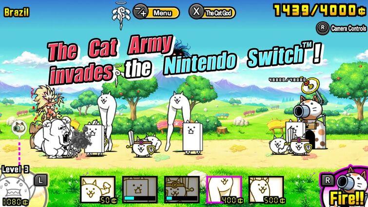 The Battle Cats Unite! - First Announcement Trailer