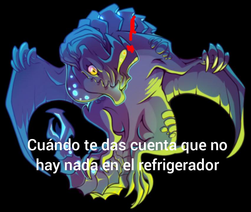 Meme de Godzilla