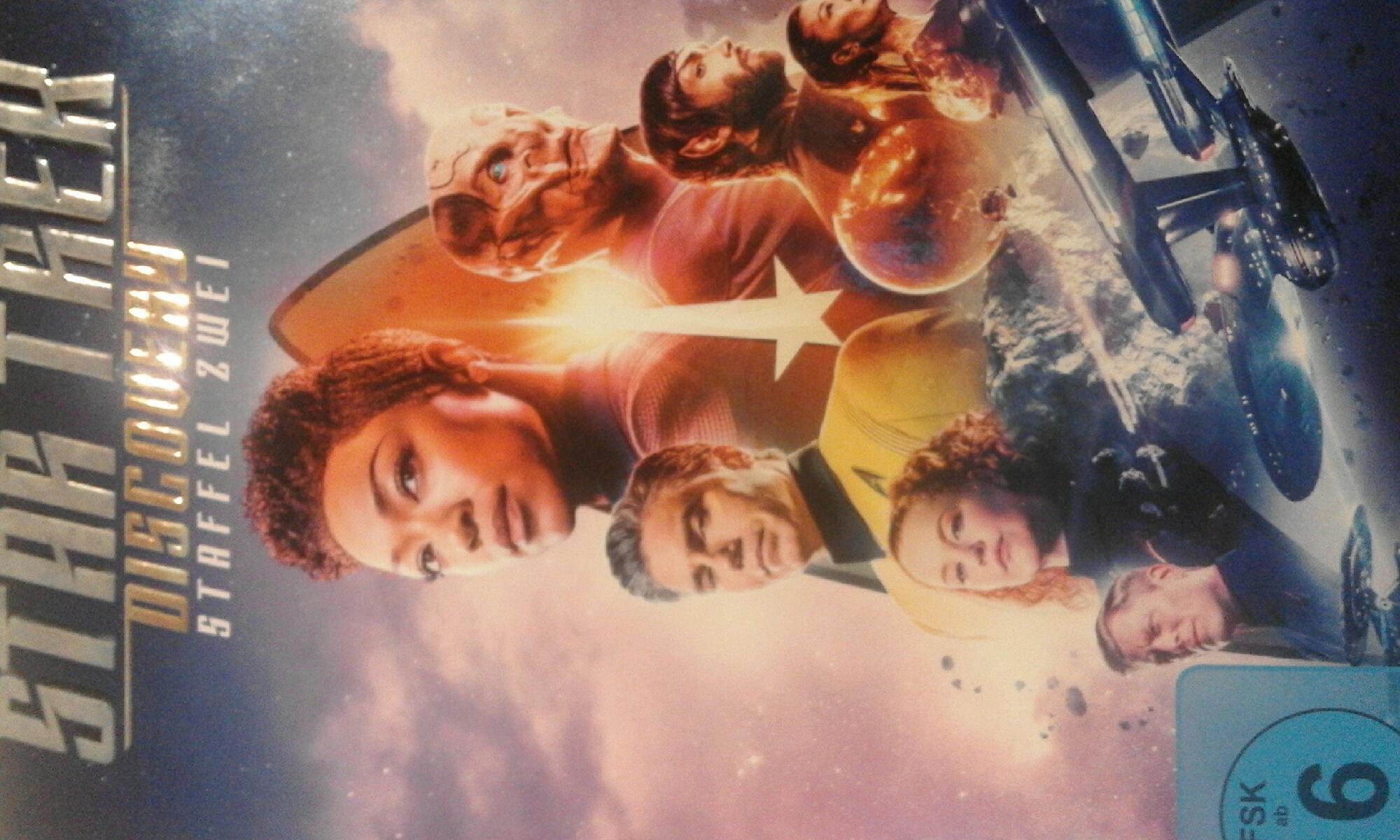 Die Discovery und Crew sind endlich im STAR TREK-Universum angekommen!