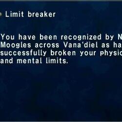 Limit breaker