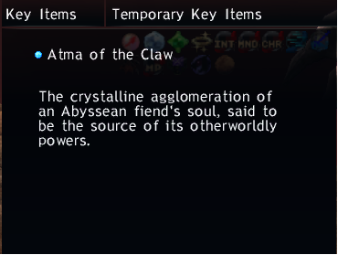 Atma of the Claw