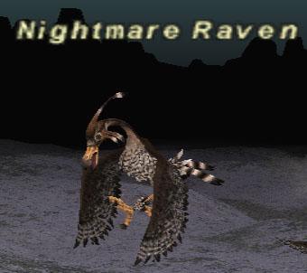 Nightmare Raven
