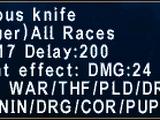 Odorous Knife