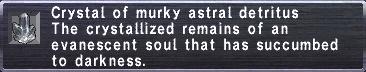 Murky Astral Detritus