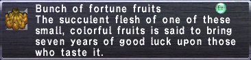 Fortune Fruits