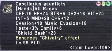 Caballarius Gauntlets