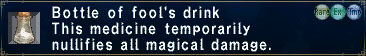 Fool's Drink