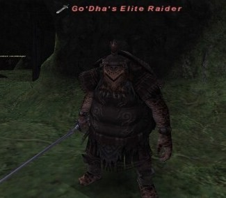 Go'Dha's Elite Raider