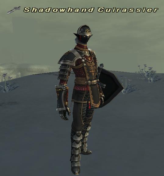 Shadowhand Cuirassier