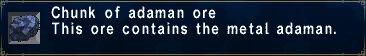Adaman Ore
