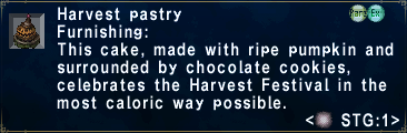 Harvest Pastry