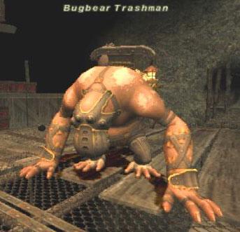 Bugbear Trashman
