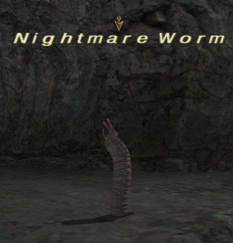 Nightmare Worm
