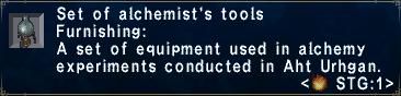 Alchemist's Tools