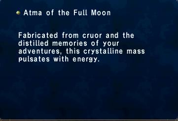 Atma of the Full Moon