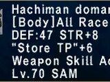 Hachiman Domaru