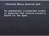 Celestial Nexus phantom gem