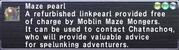Maze Pearl