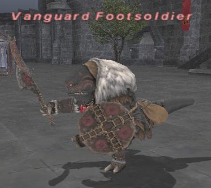 Vanguard Footsoldier