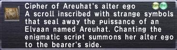 Cipher: Areuhat