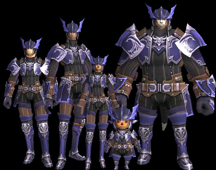 Pteroslaver Armor Set