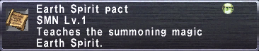 Earth Spirit Pact