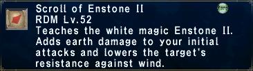 Enstone II