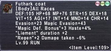 Futhark Coat