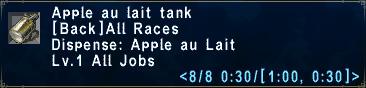 Apple Tank