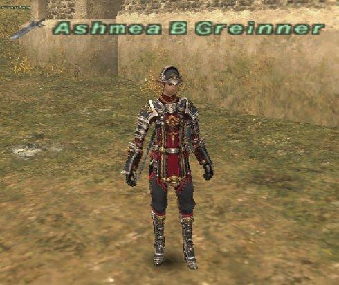 Ashmea B Greinner