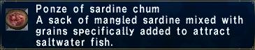 Sardine Chum