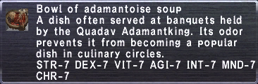 Adamantoise Soup