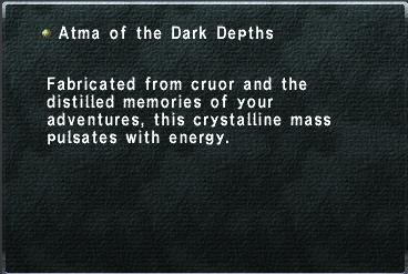 Atma of the Dark Depths