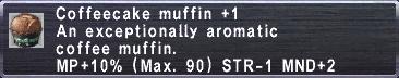 Coffeecake Muffin +1