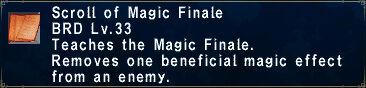 Magic Finale
