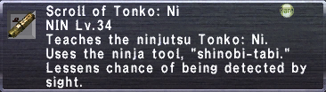 Tonko: Ni