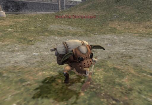 Goblin Corpsman