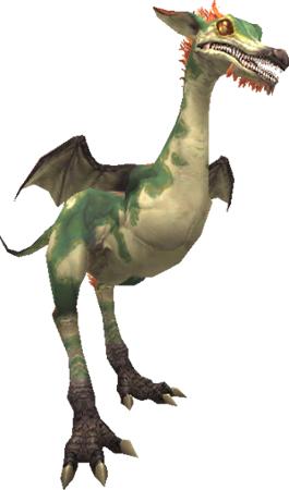 Emerald Raptor (MON)