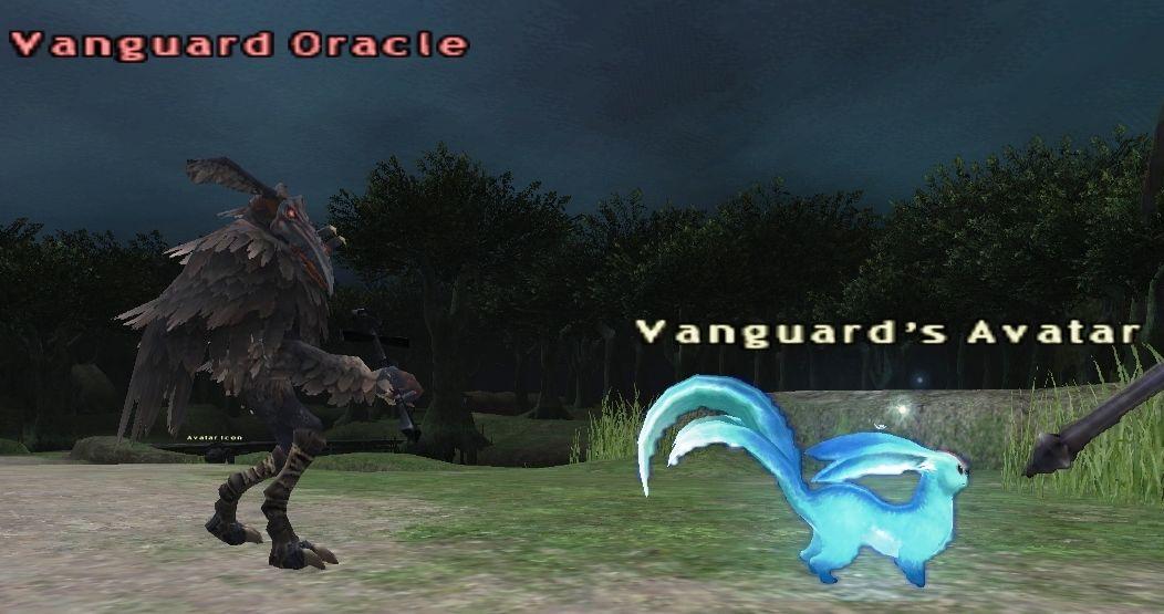 Vanguard Oracle