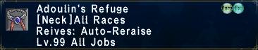 Adoulin's Refuge