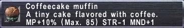 Coffee Muffin