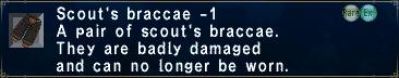 Scout's Braccae -1