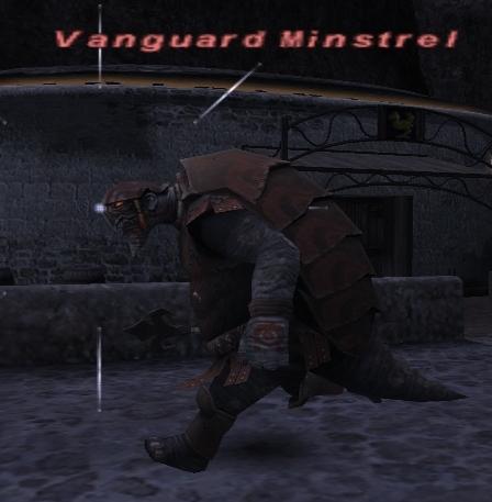 Vanguard Minstrel