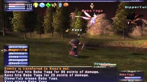 FFXI_NM_Saga_207_Baba_Yaga_vs_BST80_Full_Battle+_fixed