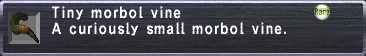Tiny Morbol Vine