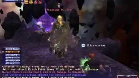 Oliveman_-_Ramuh_-_Naked_Avatar_Solo_-_FFXI