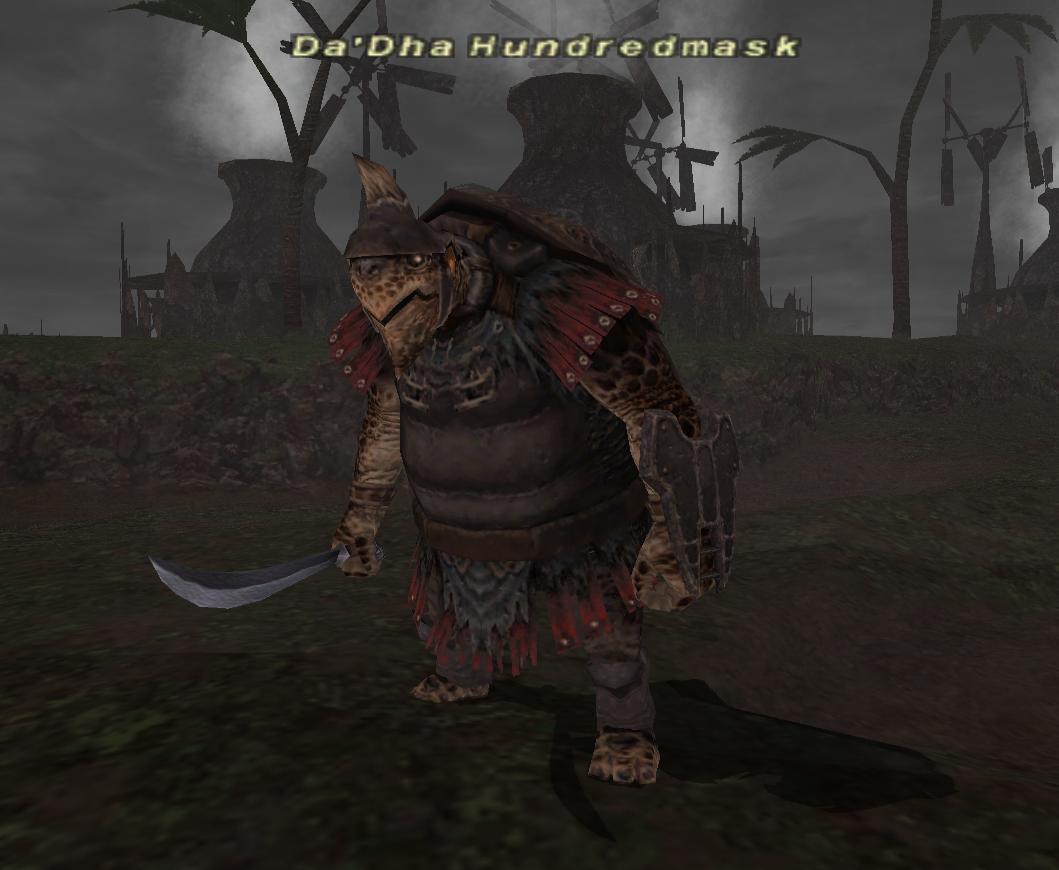 Da'Dha Hundredmask