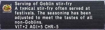 Goblin Stir-Fry