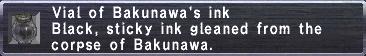 Bakunawa's Ink
